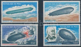 1977 Zeppelin sor Mi 586-589