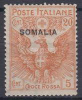 1916 Vöröskereszt Mi 22