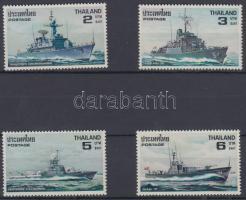 Ships set, Hajók sor