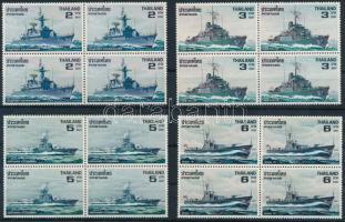 1979 Hajók sor négyestömbökbenMi 918-921