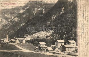 Fortezza, Franzenfeste (Tirol); general view