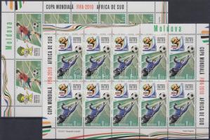 2010 FIFA VB, Dél-Afrika kisív sor Mi 706-707
