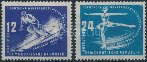 1950 Sport bajnokság sor Mi 246-247