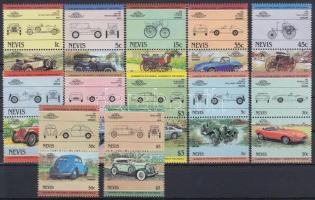 1984 Autó 2 klf sor