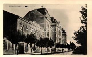Sátoraljaújhely, Törvényszék, képeslapról készített photo