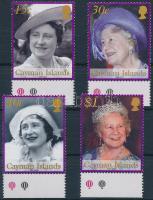 Elizabeth the Queen Mother margin set, Erzsébet anyakirálynő ívszéli sor