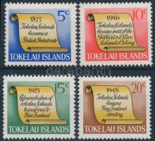 1969 Történelmi események sor Mi 9-12