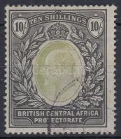 British Central Africa 1903 Mi 66