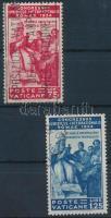 1935 Kongresszus sor 2 értéke Mi 48+50