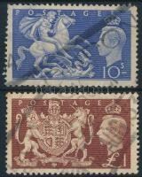1951 Mi 253-254