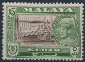 Kedah 1959 Forgalmi záróérték Mi 105 C