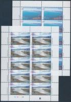 2001 Europa CEPT kisívsor Mi 431-432 A