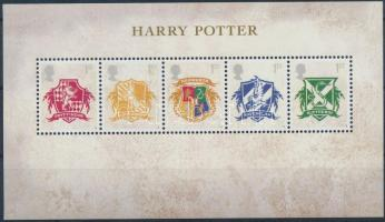 2007 Harry Potter blokk Mi 38