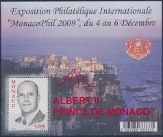 2009 Nemzetközi Bélyegkiállítás blokk Mi 96
