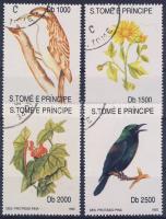 1992 Növény és állatvilág Mi 1330-1331