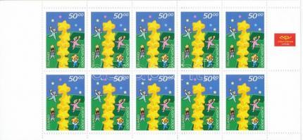 Europa CEPT stamp booklet Europa CEPT bélyegfüzet
