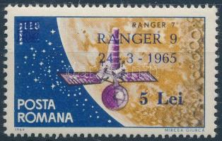 """Ranger 9"" satellite launch, ""Ranger 9"" műhold indítása"