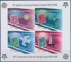 2006 50 éves az Europa CEPT blokk Mi 3