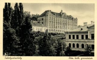 Odorheiu Secuiesc, grammar school, Székelyudvarhely, Római katolikus gimnázium
