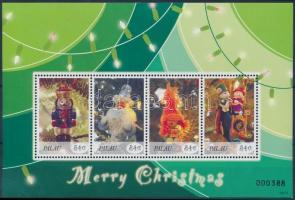 Christmas minisheet, Karácsony kisív