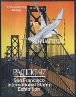 1997 Bélyegkiállítás blokk Mi 18
