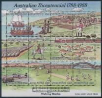 1988 Gyarmatosítás blokk Mi 6