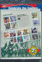 1998 20. század blokk Mi 41 eredeti csomagolásban