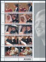 2004 Királyi család kisív Mi 2216-2225