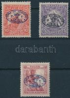 Debrecen I. 1919 Hadisegély III. sor Bodor vizsgálójellel (13.000)