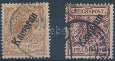 Kamerun 1897 Mi 1b, 6