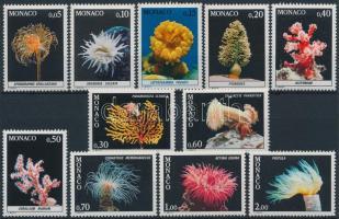 1980 Korall sor Mi 1449-1459
