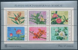 1983 Gyógynövények blokk Mi 1