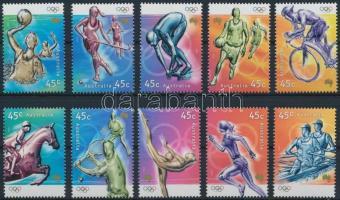 2000 Nyári Olimpia, Sydney sor Mi 1951-1960