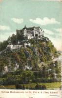 Schloss Hochosterwitz bei Sankt Veit an d. Glan