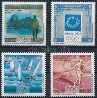 2004 Nyári Olimpia, Athén sor Mi 3369-3372