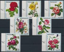 Roses set, Rózsák sor