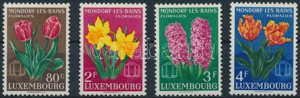 Virág sor, Flower set