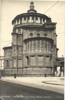 Milano, Milan; Abside della Chiesa delle Grazie / Apse of the Church of Grace