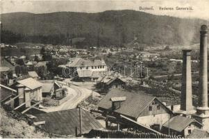 Busteni, factory