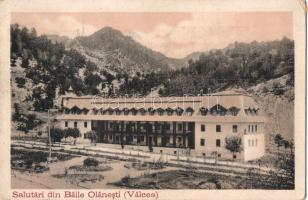Baile Olanesti, Spa Hotel (EK)