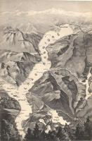 Lago Maggiore, map, Lago Maggiore, térkép