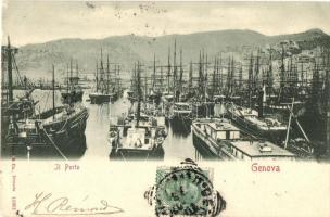 Genova, Il Porto (EK)