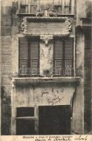 Genova; Casa di Cristoforo Colombo / Columbus house