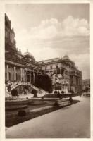 Budapest I. Királyi várkert, Savoyai Jenő főherceg szobrával
