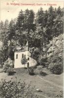 St. Wolfgang im Salzkammergut, Kapelle am Falkenstein / chapel