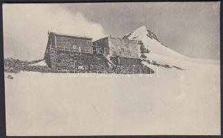 Grossglockner, Erzherzog Johannhütte (cut)