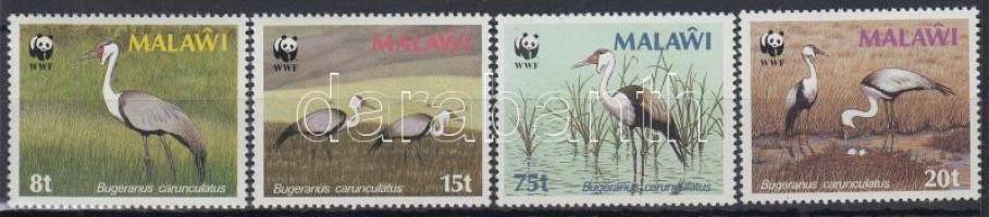 1987 WWF Darvak sor Mi 477-480 X