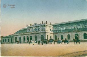 Kortrijk (Courtrai) Railway station