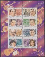 1999 Humoristák kisív Mi 756-763