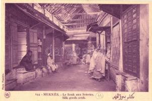 Meknes, Le Souk Nedjarine